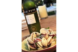 Grilled Clams With Sherry